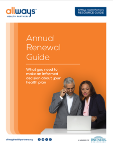 Annual Renewal Guide - Cover