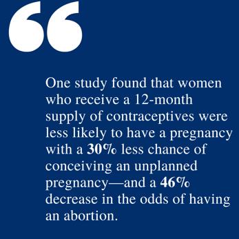 birth control article