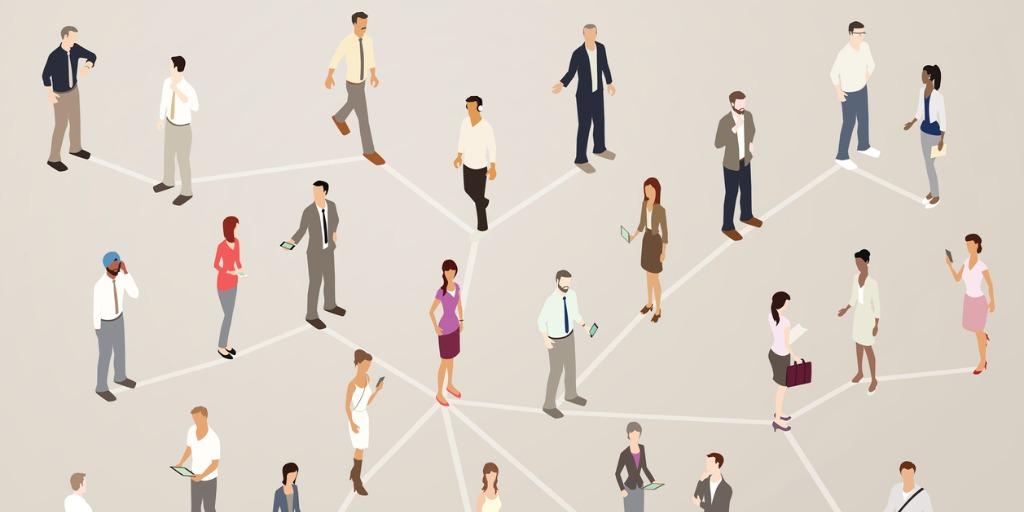 professional-network-illustration